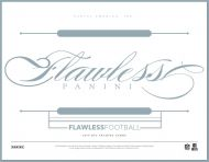 2015 Panini Flawless Football Full Case Random Team Break